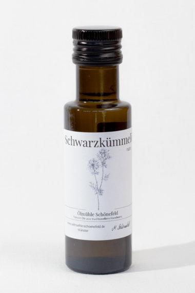 Schwarzkümmelöl-nativ-Bio-kaltgepresst